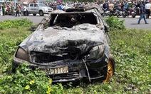 Trục vớt xe Mercedes rớt xuống kênh, đưa thi thể 3 nạn nhân ra ngoài