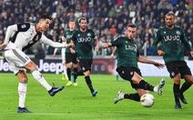 Ronaldo cướp bóng rồi solo ghi bàn giúp Juventus thắng dễ