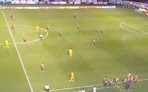 Video trận đấu kỳ lạ, cả đội đứng yên 'chấp' đối thủ ghi trước 3 bàn