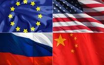 Trung Quốc có cửa thay Mỹ thống trị thế giới trong thế kỷ 21?