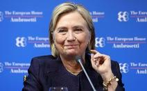 Bà Clinton đăng thư giả 'mỉa' lá thư ông Trump gửi Tổng thống Thổ?