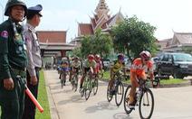 Tay đua người Tây Ban Nha giúp ê-kíp TP.HCM thắng lớn tại Campuchia