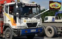 Vụ mua bán logo xe 'vua': Hủy án sơ thẩm điều tra 80 CSGT, TTGT nhận hối lộ