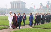 Quốc hội bắt đầu kỳ họp thứ 8 dài kỷ lục