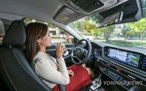 Lần đầu một hãng ôtô phát triển công nghệ tự lái