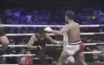 Bự con hơn nhưng cao thủ Vịnh Xuân vẫn bị võ sĩ MMA hạ knock-out sau 71 giây