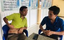 Chánh văn phòng huyện ủy nhậu về 'uýnh' bầm dập tài xế chở mình