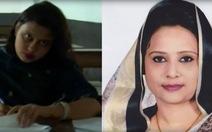 Trường Bangladesh đuổi học nữ nghị sĩ thuê 8 người thi hộ
