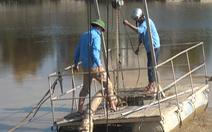 Video: Phát hiện nhà máy nước có đường ống xả thải chưa qua xử lý