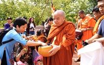 Hành hương Phật giáo 5 nước dọc sông Mekong đến Điện Biên, lan toả lòng nhân ái