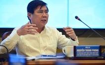 Chủ tịch TP.HCM Nguyễn Thành Phong: 'Không nhân nhượng với xây dựng không phép'