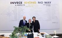 Reggio Children (Ý) hợp tác giáo dục mầm non với Embassy Education Việt Nam