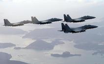 Tiêm kích Hàn Quốc cất cánh giám sát 6 chiến đấu cơ Nga bay vào KADIZ