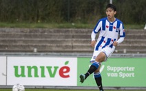 Văn Hậu công thủ toàn diện giúp Jong Heerenveen thắng 3-1