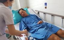 Cua-rơ Lê Văn Duẩn có thể giã từ sự nghiệp sau tai nạn