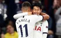 Son Heung Min lập cú đúp, Tottenham thắng đậm Crvena Zvezda