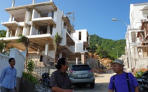 Tỉnh yêu cầu ngừng, biệt thự vẫn nườm nượp xây trên núi Cô Tiên