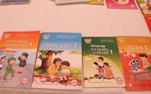 NXB Giáo dục công bố bốn bộ Sách giáo khoa lớp 1 mới