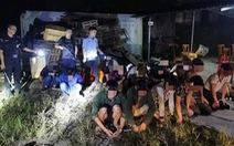 Trung Quốc thu giữ 3.541 con cá sấu và khỉ buôn lậu nghi từ Việt Nam