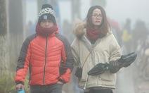Không khí lạnh tăng cường liên tục, miền Trung sắp mưa lớn