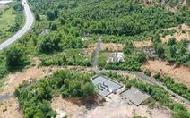 Tự ý xẻ bán đất rừng làm nghĩa trang