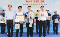 Trao danh hiệu 'Bàn tay vàng' ngành cấp nước TP.HCM 2019