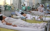Nhiều ca sốt xuất huyết sớm diễn tiến đến giai đoạn nặng