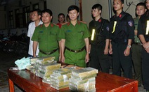 Công an Hà Tĩnh phá án, thu 30 bánh heroin, 6.000 viên ma túy