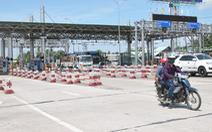Đề xuất cấm xe tải, xe khách đi qua thị xã Cai Lậy từ ngày 1-11