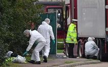 Câu hỏi nhức nhối từ vụ 39 người chết trong container ở Anh