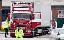 Dấu tay máu trong container bi thảm ở Anh: 39 người cố cầu cứu trong tuyệt vọng?