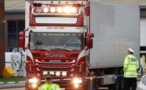 Vụ 39 thi thể ở Anh: Bắt chủ xe đầu kéo