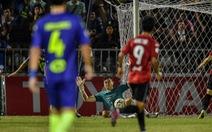 Văn Lâm để lọt lưới tổng cộng 42 bàn trong Thai-League 2019