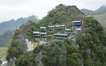 Xử nghiêm vụ xây thang máy lên núi ở Đồng Văn