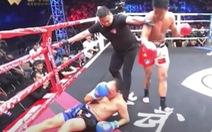 Clip trong 1 đêm, võ sĩ MMA 'uýnh' đo ván 2 'cao thủ võ lâm' Trung Quốc