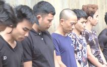 Video: Bắt băng nhóm trộm cắp chuyên đột nhập các trường học