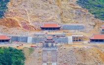 Dự án khu du lịch tâm linh Lũng Cú chưa tuân thủ quy hoạch của Thủ tướng, phải xử nghiêm