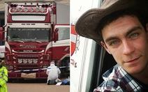 Tài xế lái xe container chứa 39 thi thể ở Anh bị truy tố 39 tội danh