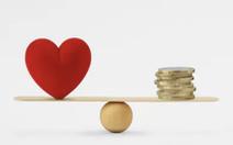 Tiền nhiều liệu có bớt bệnh tim?