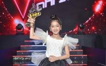 Nguyên Khang xin lỗi do đọc nhầm tên quán quân The Voice Kids 2019
