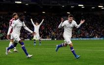 Pulisic lập hat-trick, Chelsea hạ gục Burnley trên sân Turf Moor