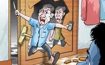 Bi hài dính tội xâm phạm chỗ ở - Kỳ 2: Lục nhà con nợ, phá nhà mẹ kế