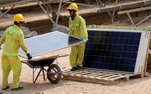 Giá điện mặt trời có đắt?