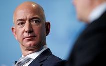 Amazon hụt gói thầu 10 tỉ USD vì bị ông Trump đì?