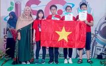 Học sinh Việt Nam giành 4 Huy chương Vàng tại kỳ thi Khoa học Quốc tế ISC năm 2019