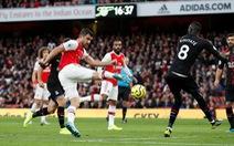 Dẫn trước 2-0, Arsenal vẫn không thắng được Crystal Palace