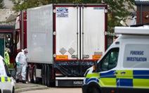 Tài xế chở container 39 thi thể tới cảng Bỉ khai 'đang nghĩ chở bánh quy'