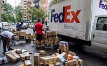 Giao thông New York điêu đứng vì 1,5 triệu kiện hàng mua online mỗi ngày