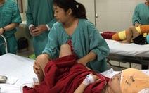 Bác sĩ VN và Mỹ cùng phẫu thuật cho bệnh nhi bị dị tật bẩm sinh hiếm gặp