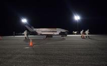 Tàu con thoi X-37B của Mỹ phóng các vệ tinh bí mật vào vũ trụ